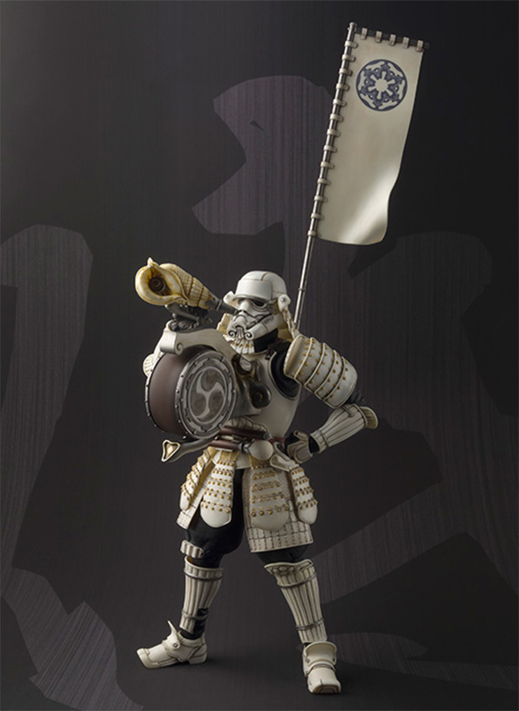 Tamashii Nations Movie Realization Taikoyaku Stormtrooper