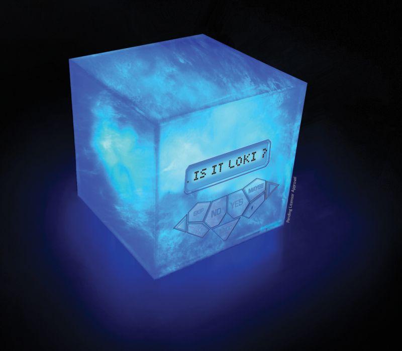 Uncle Milton - Avengers Tesseract 20Q