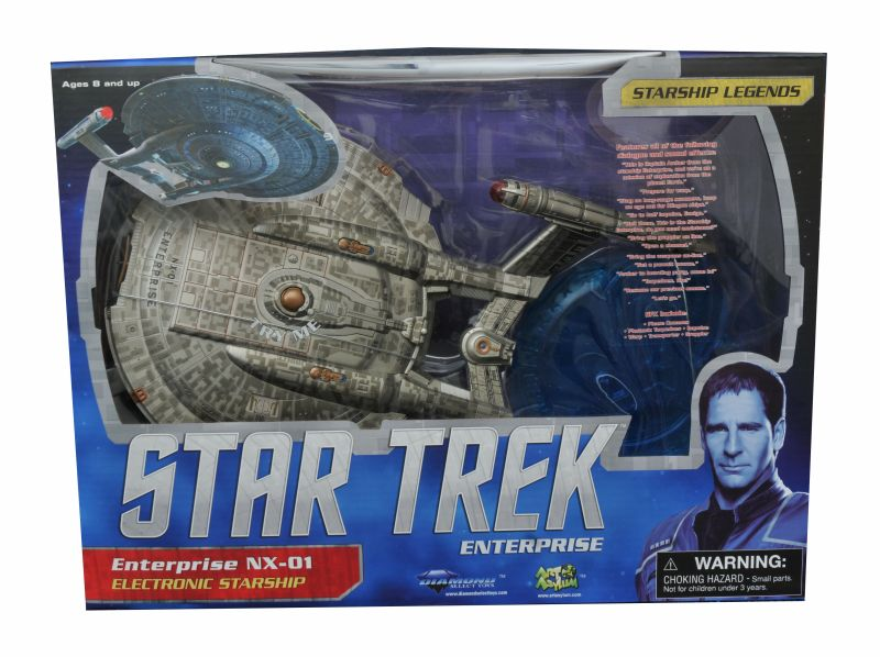Enterprise NX-01 Box Front