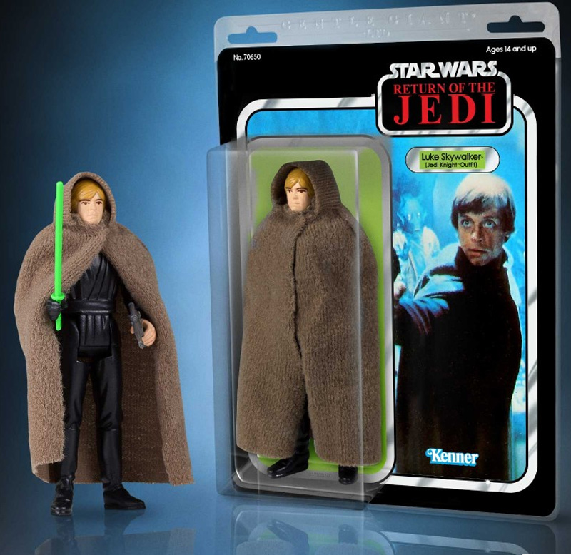 Gentle Giant Jumbo Jedi Luke Skywalker