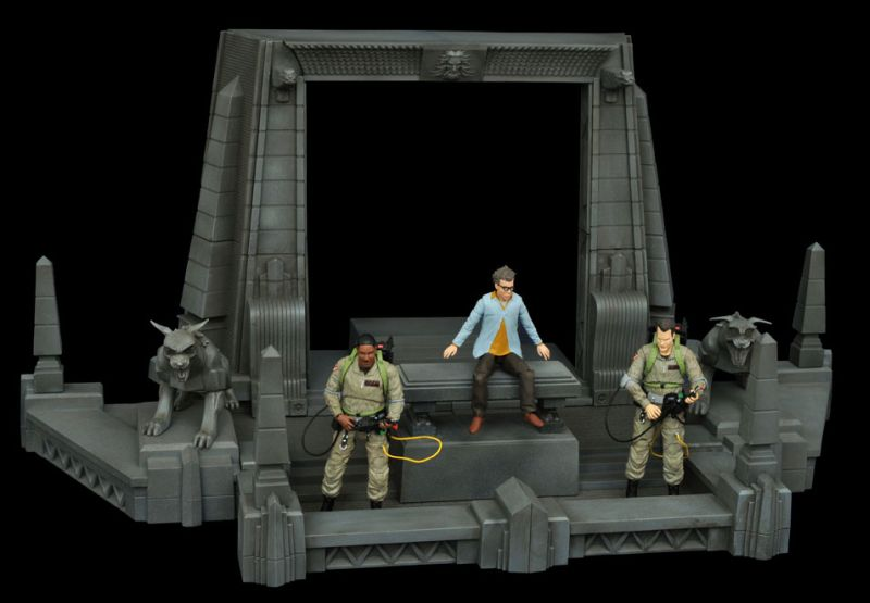 Ghostbusters Rooftop Di