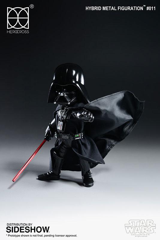 Herocross Hybrid Metal Figuration Darth Vader