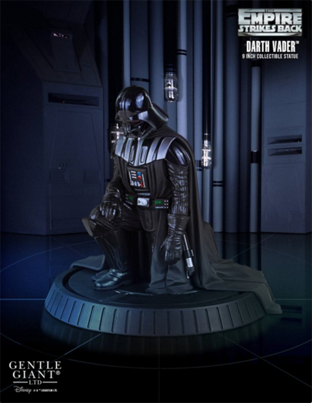 Gentle Giant Collectors Gallery Darth Vader