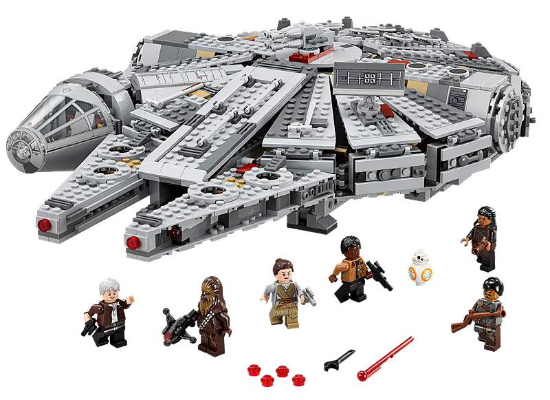 Lego TFA Millennium Falcon