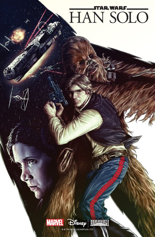 Star Wars: Han Solo 1 Cover