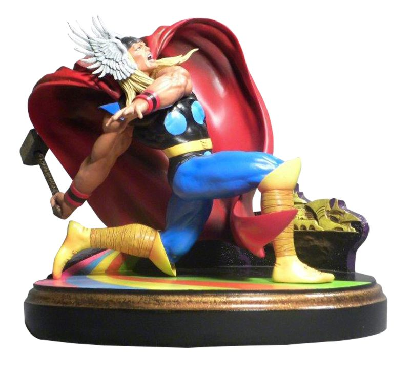 DST Thor Statue