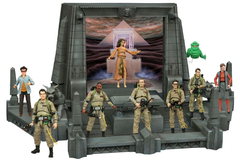 Diamond Select Ghostbusters Rooftop