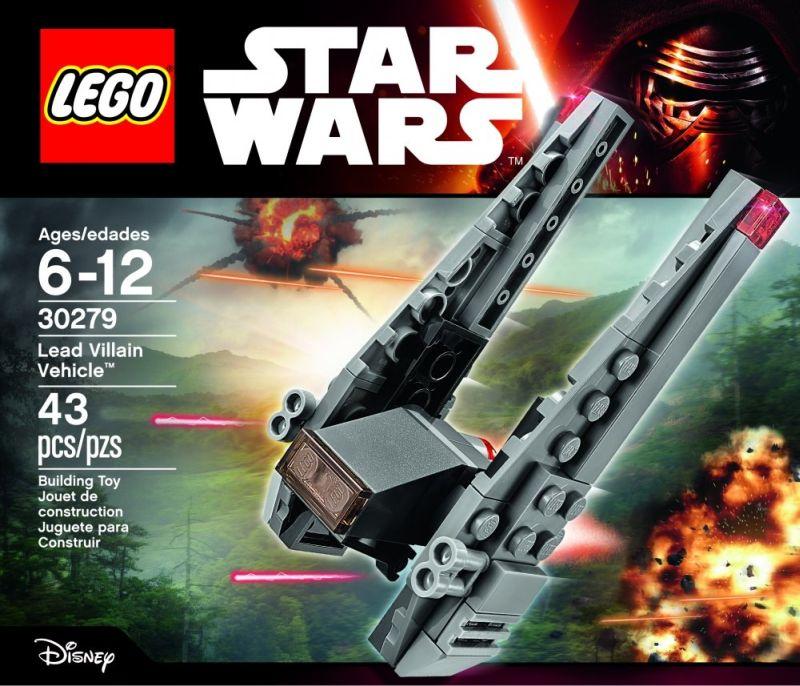 Lego 30279 Lead Villain Vehicle