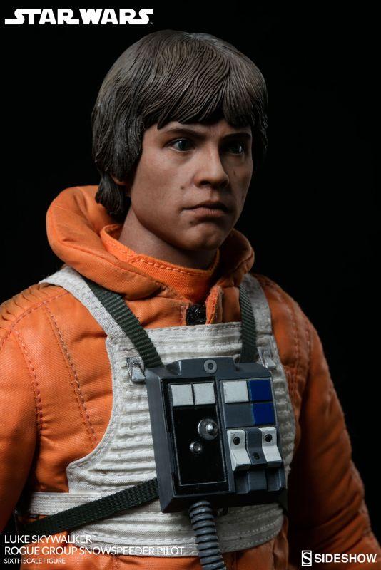 Sideshow Luke Skywalker Snowspeeder Pilot