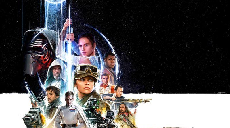Star Wars Celebration Europe 2016 Key Art