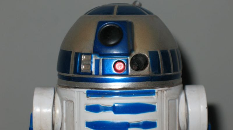 Disney Elite Series R2-D2 Close-up