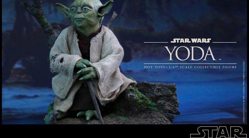 Hot Toys TESB Yoda 01