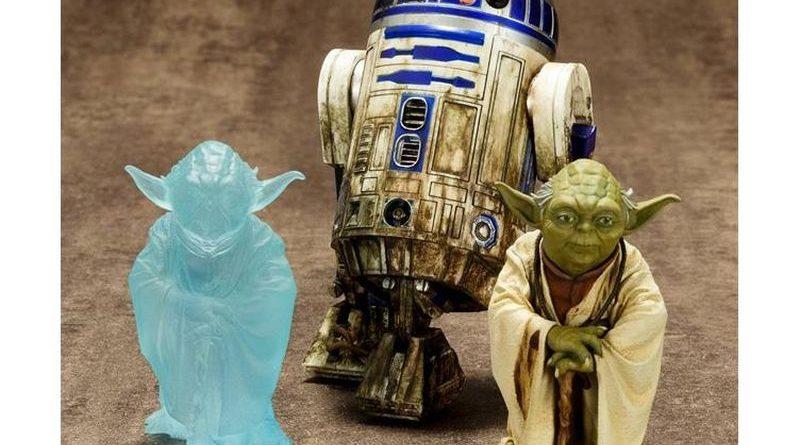 Kotobukiya Yoda R2-D2