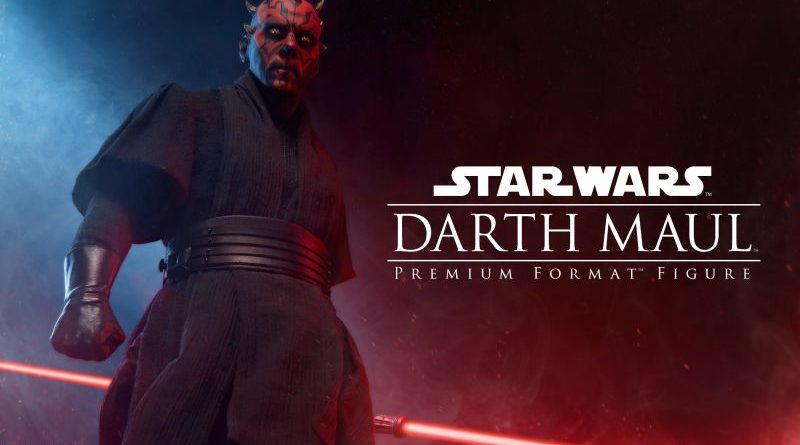 Sideshow PF Darth Maul Preview 2016