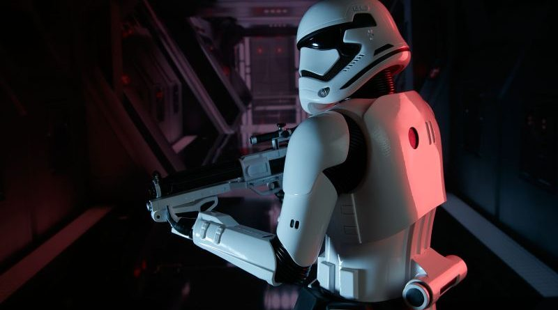 Sideshow Premium Format First Order Stormtrooper