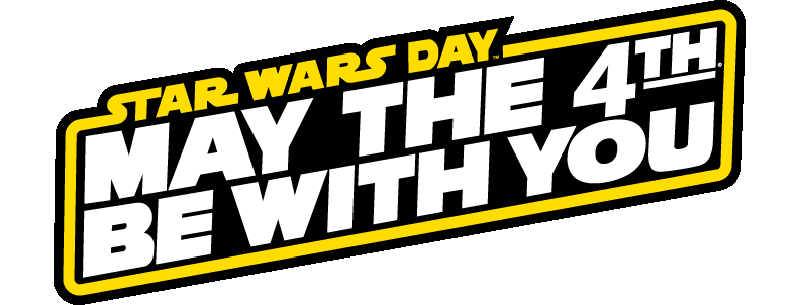 Star Wars May 4th 2016 Logo