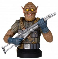 Gentle Giang San Diego Comic-Con Chewbacca McQuarrie Mini Bust
