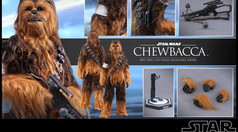 Hot Toys Chewbacca Accessories