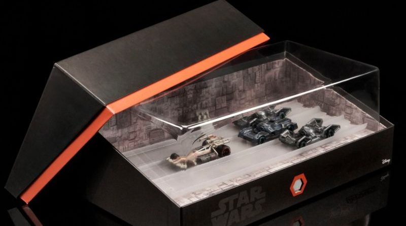Hot Wheels SDCC Star Wars 01