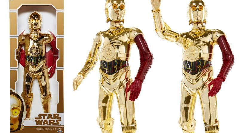 Jakks Entertainment Earth SDCC C-3PO Big Fig