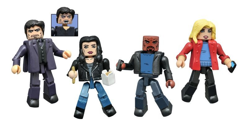 Marvel Jessica Jones Minimates
