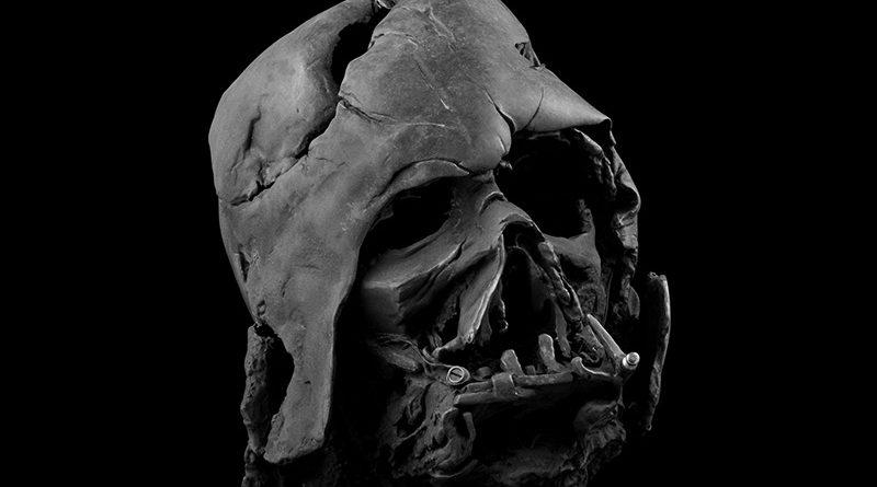 Propshop Darth Vader Melted Helmet