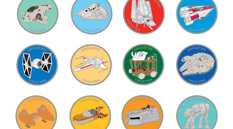Star Wars Celebration Europe 2016 Collecting Track Medallions