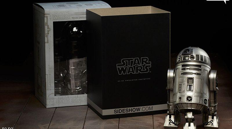 Sideshow Prototype R2-D2
