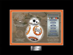 Acme Archives SDCC BB-8 Character Key
