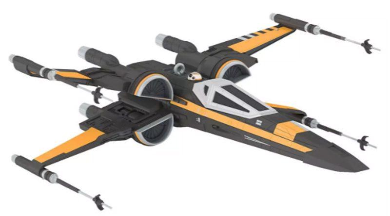Hallmark TFA Poe X-Wing