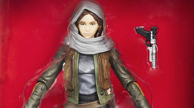 Hasbro BS Jyn Erso Package Header