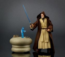 Hasbro Black Series Obi-Wan Kenobi SDCC