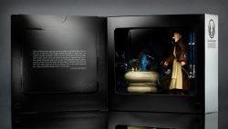 Hasbro Black Series Obi-Wan Kenobi SDCC Packaged