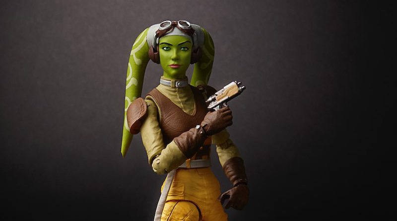 Hasbro Black Series Hera Syndulla Header