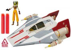Hasbro Rebels A-Wing Hera Loose