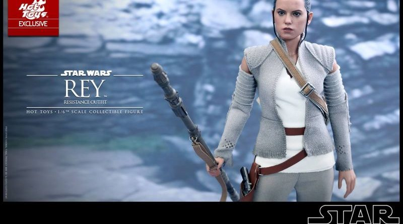 Hot Toys Resistance Rey