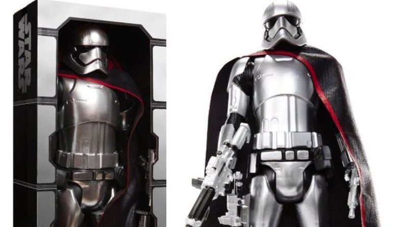 Jakks Pacific San Diego Comic-Con Captain Phasma