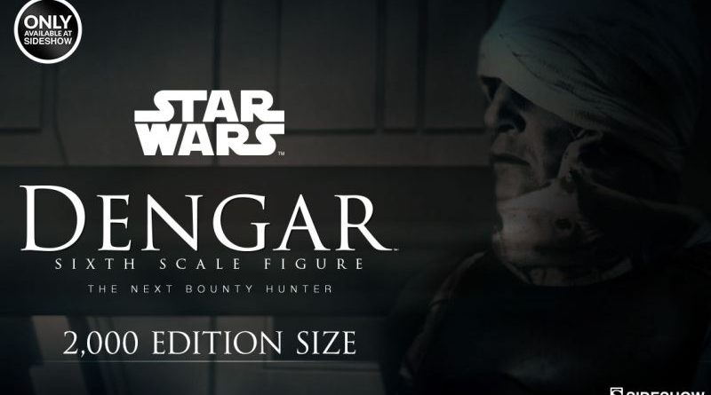 Sideshow Dengar Preview