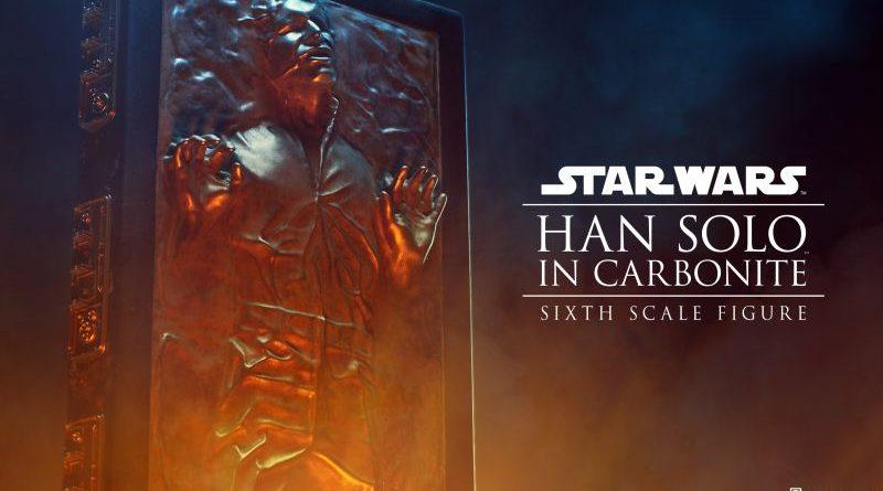 Sideshow Han Carbonite Preview