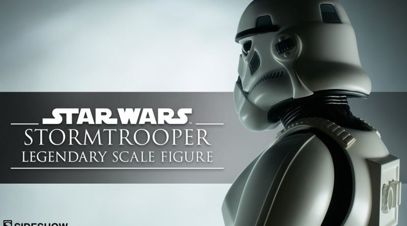 Sideshow Legendary Stormtrooper Preview