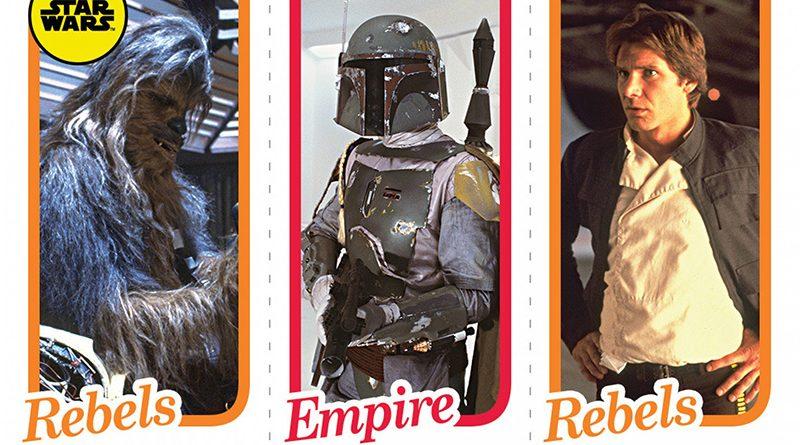 Topps Throwback Thursday Star Wars TESB