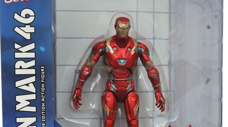 DST MS Iron Man MK46 Banner