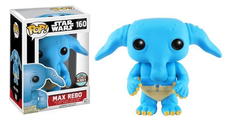 Funko Max Rebo Pop