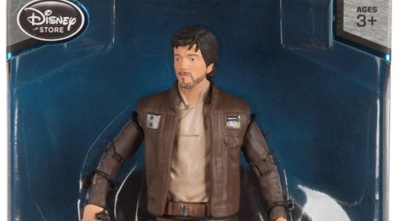 Disney Elite Cassian Andor Banner