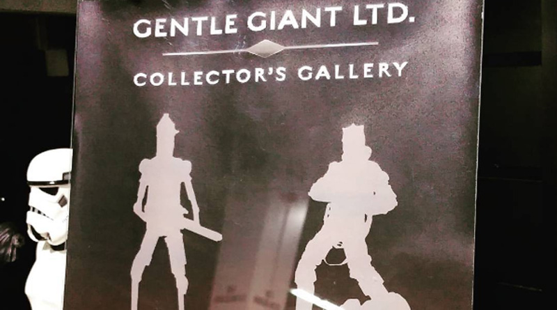Gentle Giant Bounty Hunter Statue Teaser Banner