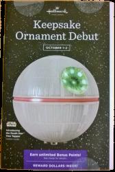 Hallmark Ornament Debut Catalog 2016
