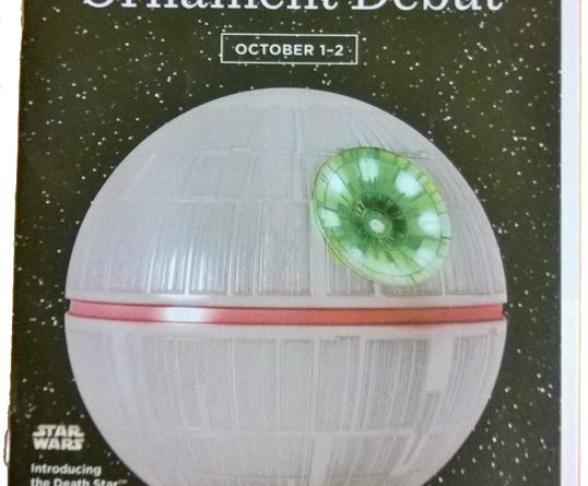 Hallmark Ornament Debut Catalog 2016