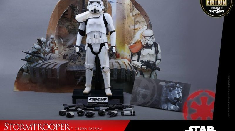 Hot Toys Jedha Stormtrooper