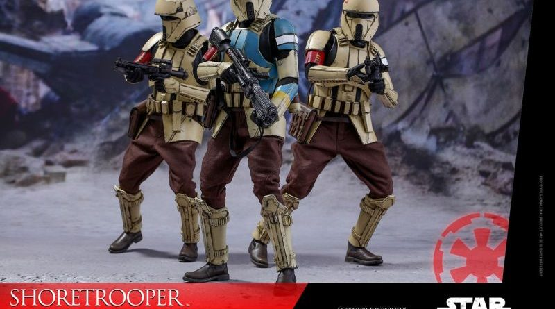 Hot Toys Rogue One Shoretrooper
