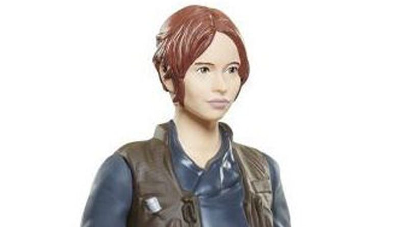 Jakks Pacific 18in Big-Figs Jyn Erso Banner